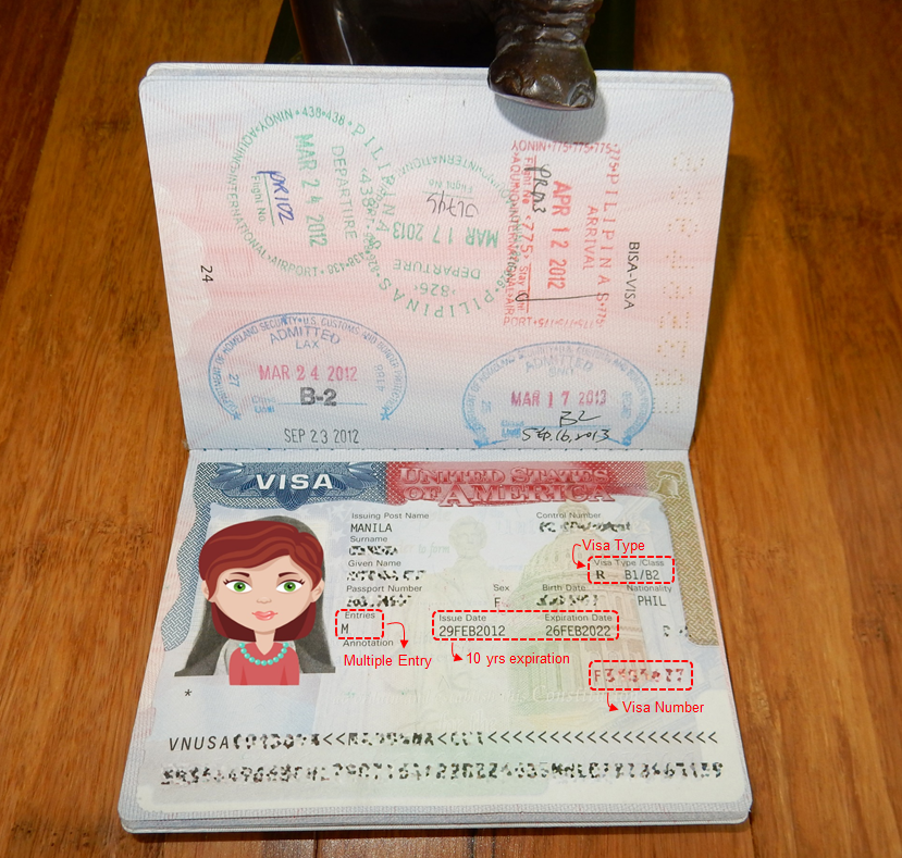 My B1/B2 US Tourist Visa Interview |