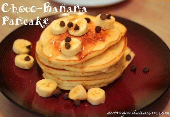 Banana Pan cake 2015.3