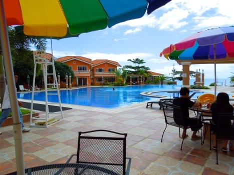 Estrella de Mendoza pool