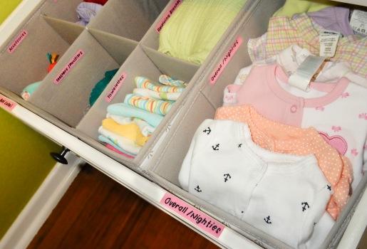 Baby dresser organization tips2