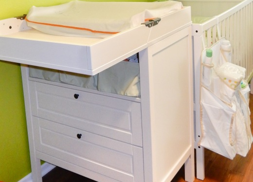Ikea Changing DiaperStation
