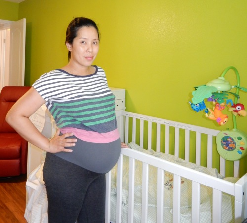 Pregnant Woman Nesting Instinct