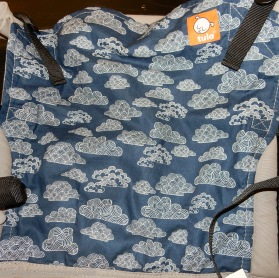 Tula baby carrier in Skyscape.1