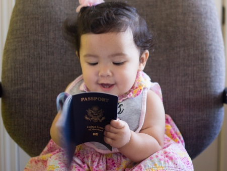 Rush Passport within a day