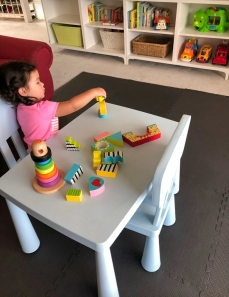 Playing Building Blocks
